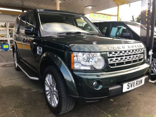 ***SOLD***Discovery 4 TDV6 3.0 HSE Auto 7 Seater 2011***SOLD***